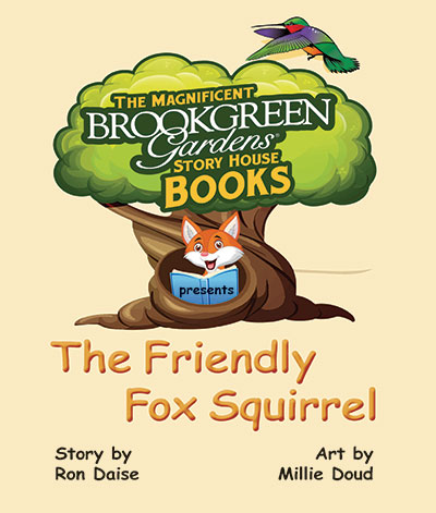 The Friendly Fox Squirrel